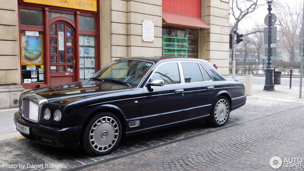 Bentley Arnage T 20 February 2017 Autogespot