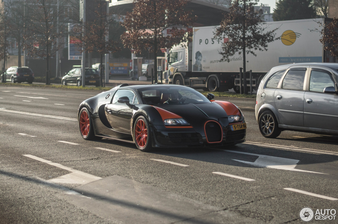 bugatti veyron 16 4 grand sport vitesse world record car edition 20 februar 2017 autogespot. Black Bedroom Furniture Sets. Home Design Ideas