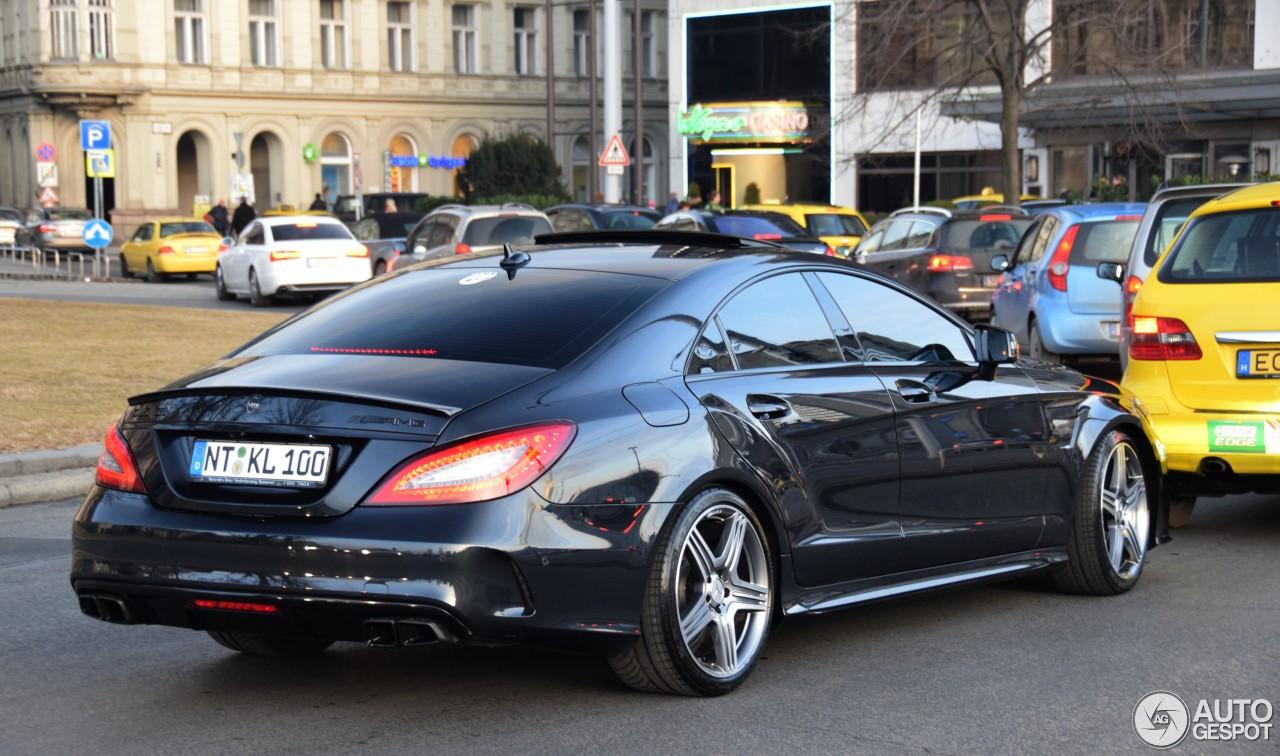 Mercedes Benz Cls 63 Amg C218 2015 22 February 2017 Autogespot