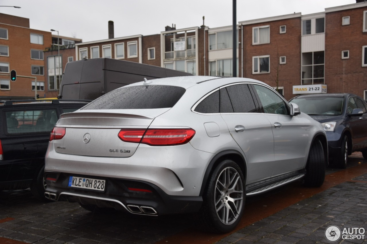Mercedes amg gle 63 s coup 23 2017 autogespot for 2017 amg gle 63 s coupe mercedes benz