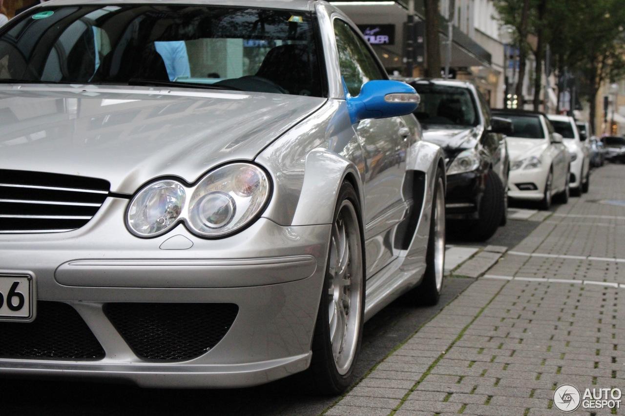 Mercedes benz clk dtm amg 24 february 2017 autogespot for Mercedes benz clk dtm