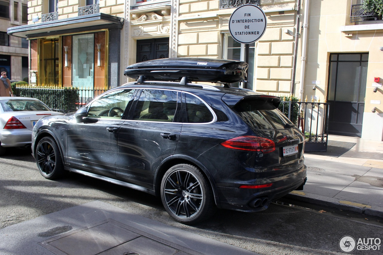 porsche 958 cayenne turbo s mkii 24 february 2017 autogespot. Black Bedroom Furniture Sets. Home Design Ideas