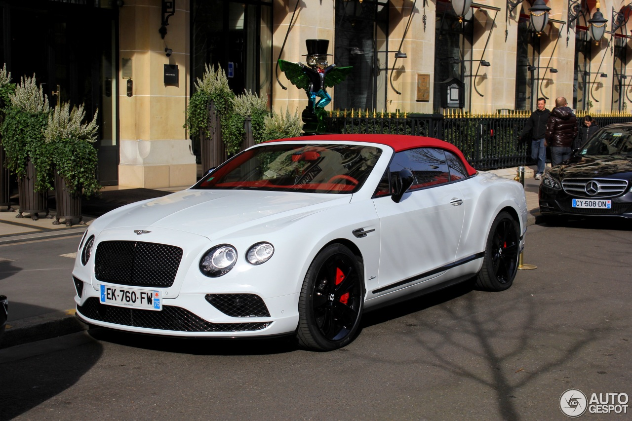 Bentley continental gtc speed 2016 25 february 2017 autogespot 1 i bentley continental gtc speed 2016 1 vanachro Image collections