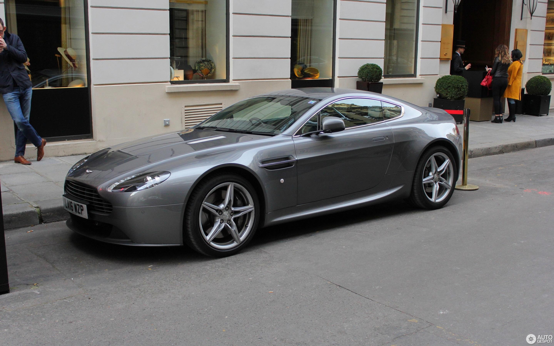 Aston Martin V8 Vantage 2012 25 February 2017 Autogespot
