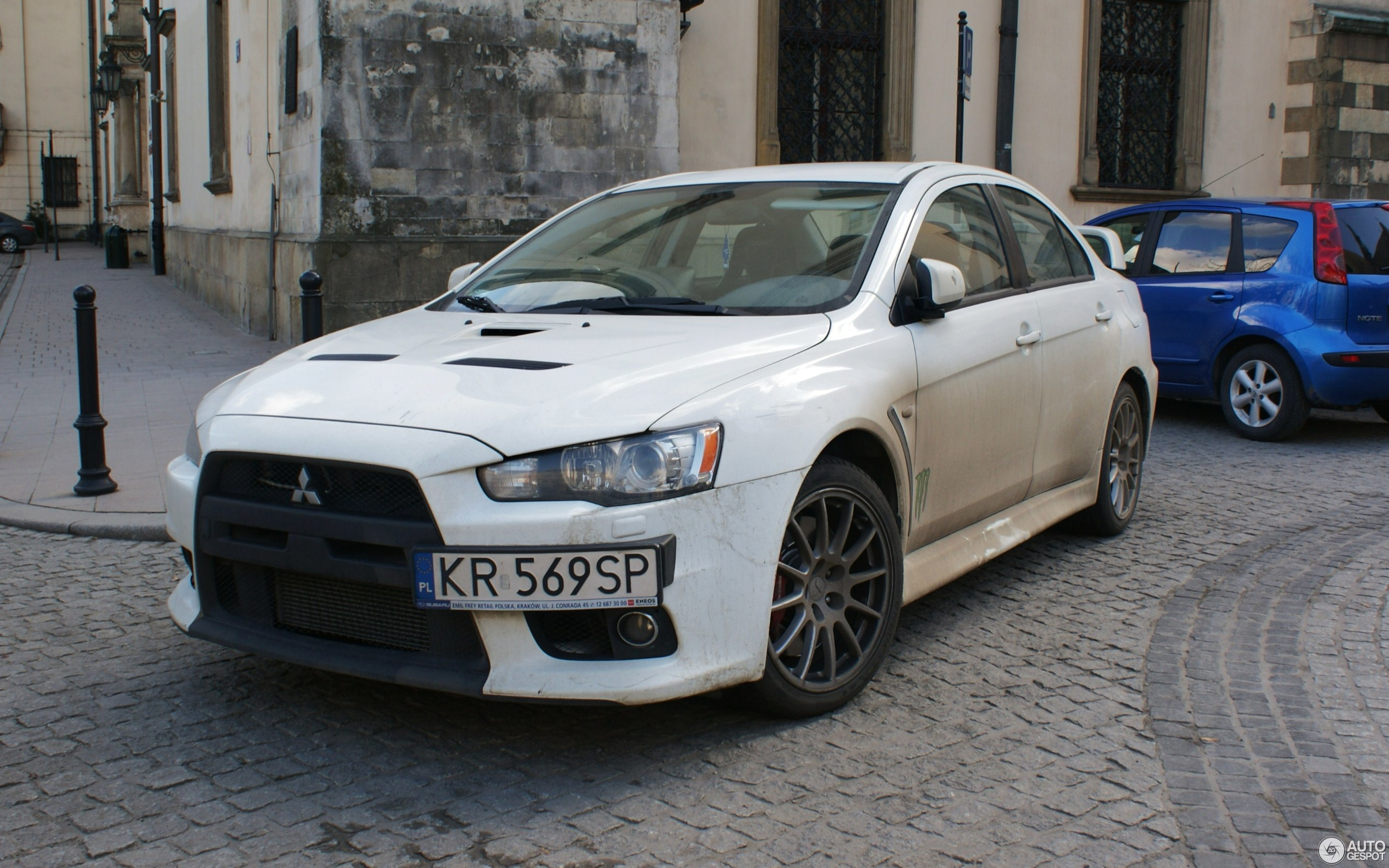mitsubishi final photos for evolution heads to ebay auction x lancer sale news