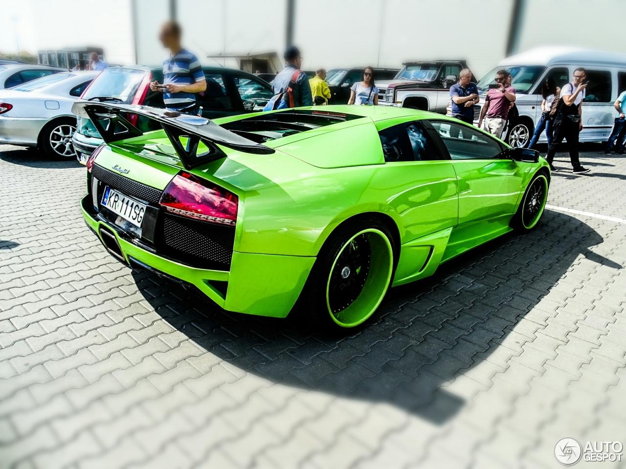 Lamborghini Murciélago LP640 - 26 luty 2017 - Autogespot