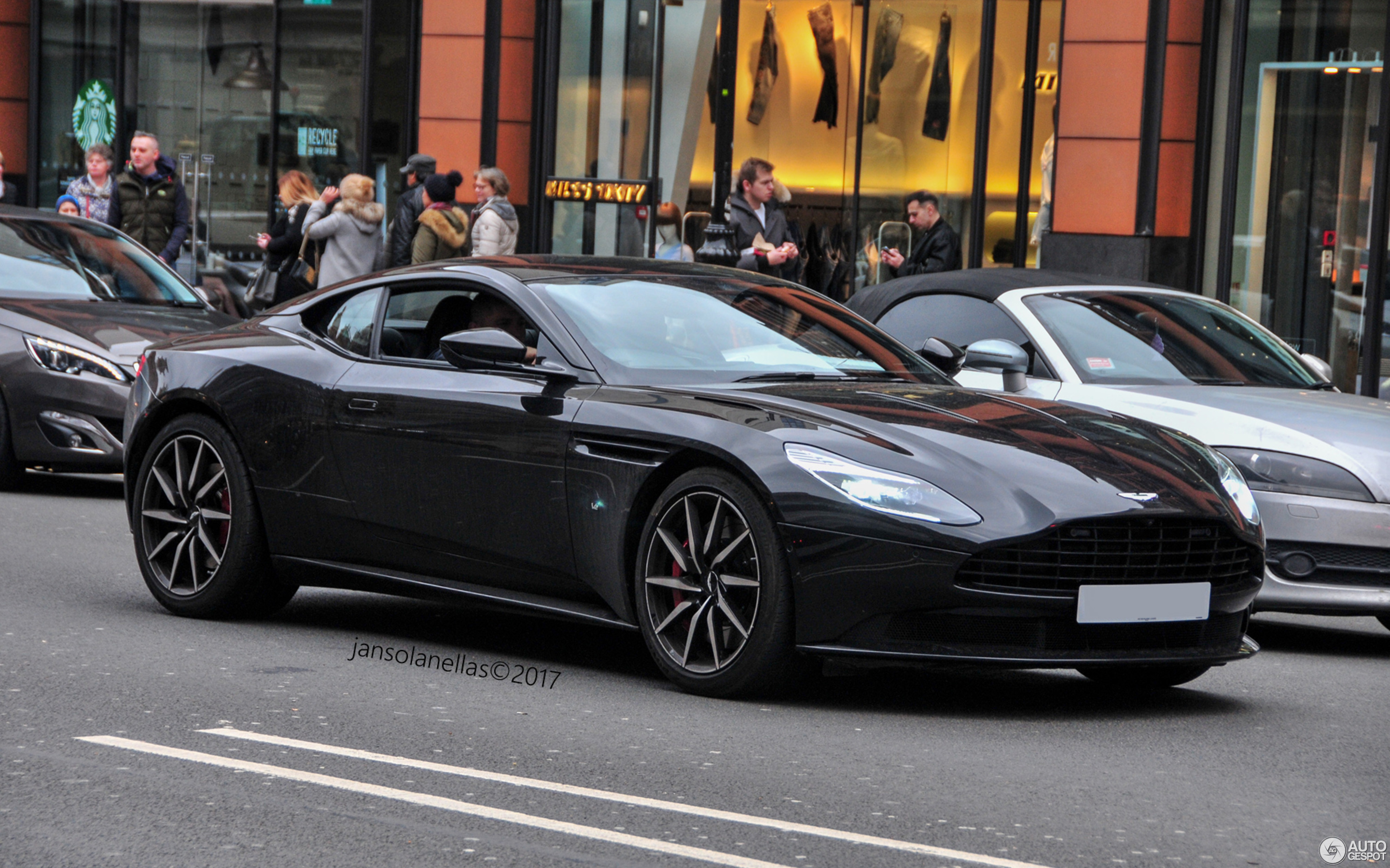 aston martin db11 launch edition - 27 february 2017 - autogespot