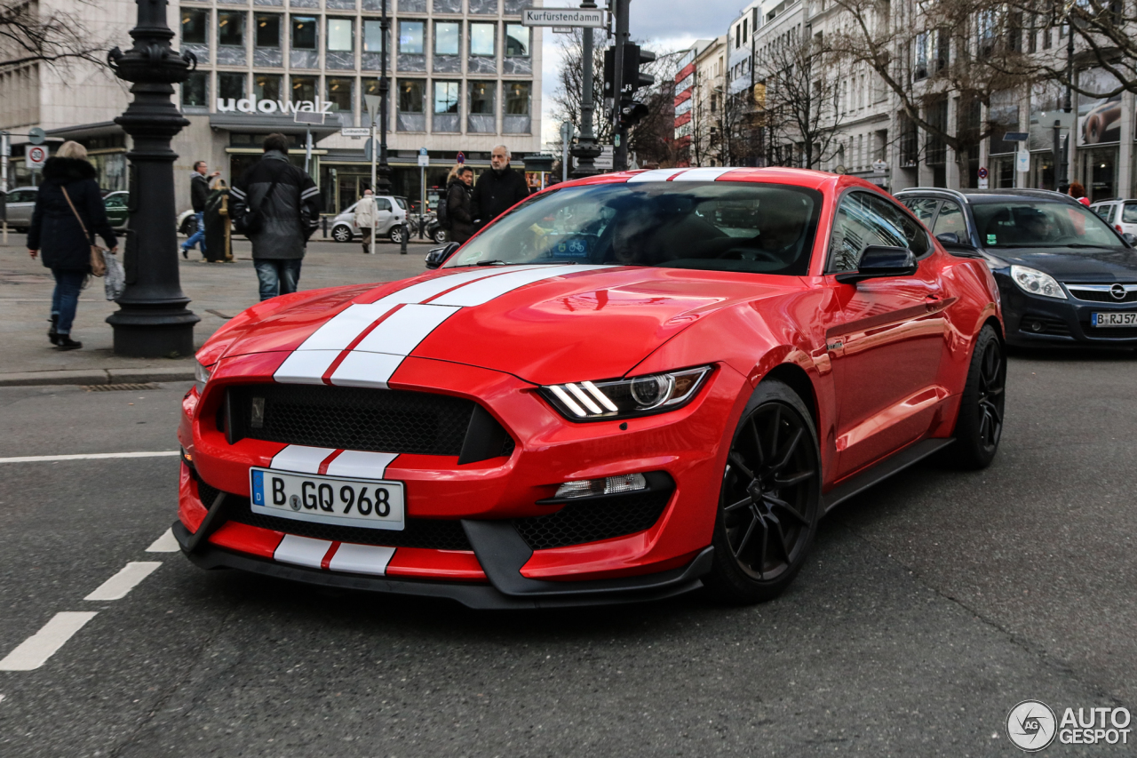 ford mustang shelby gt 350 2017 28 february 2017 autogespot. Black Bedroom Furniture Sets. Home Design Ideas