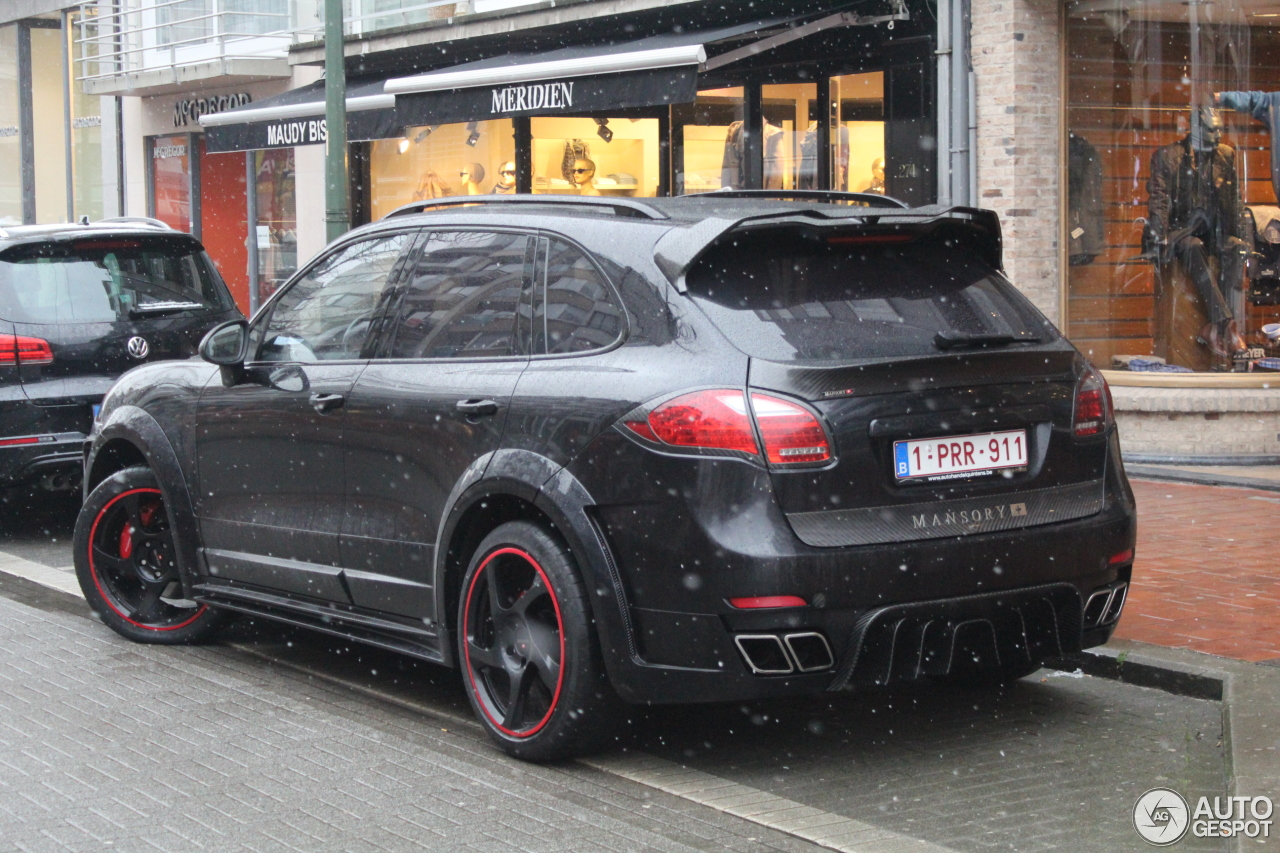 porsche mansory 958 cayenne 28 february 2017 autogespot. Black Bedroom Furniture Sets. Home Design Ideas