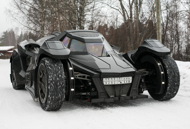 Batmobile By Team Galag