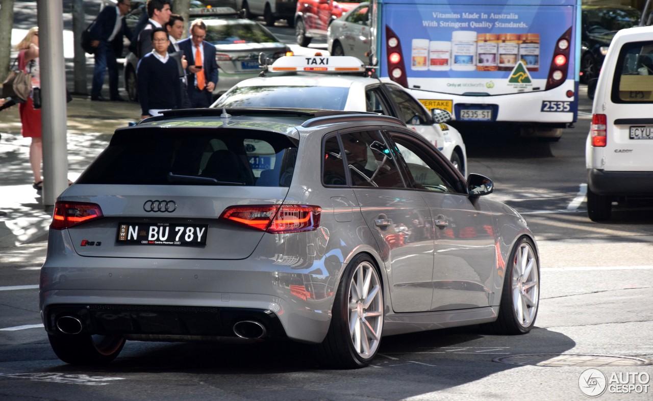 Audi Rs3 Sportback 8v 1 March 2017 Autogespot