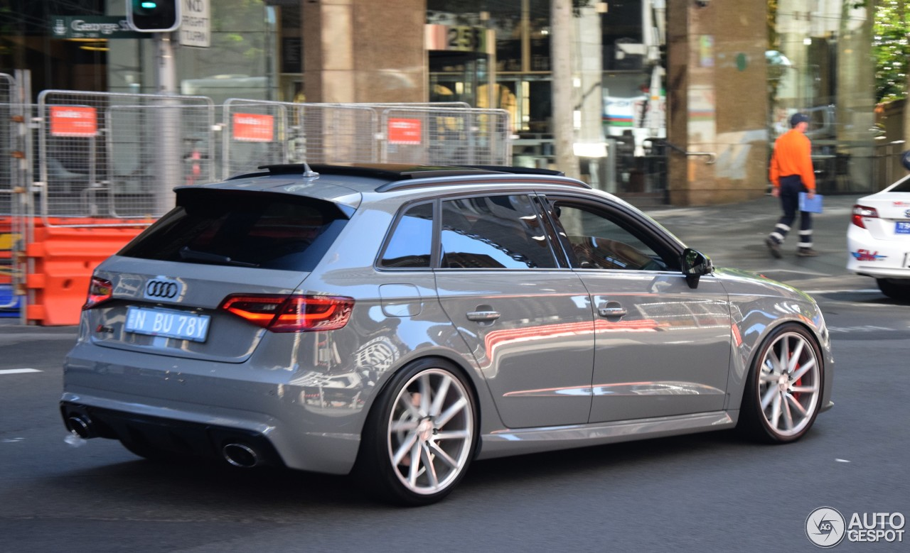 Audi Rs3 Sportback 8v 1 March 2017 Autogespot