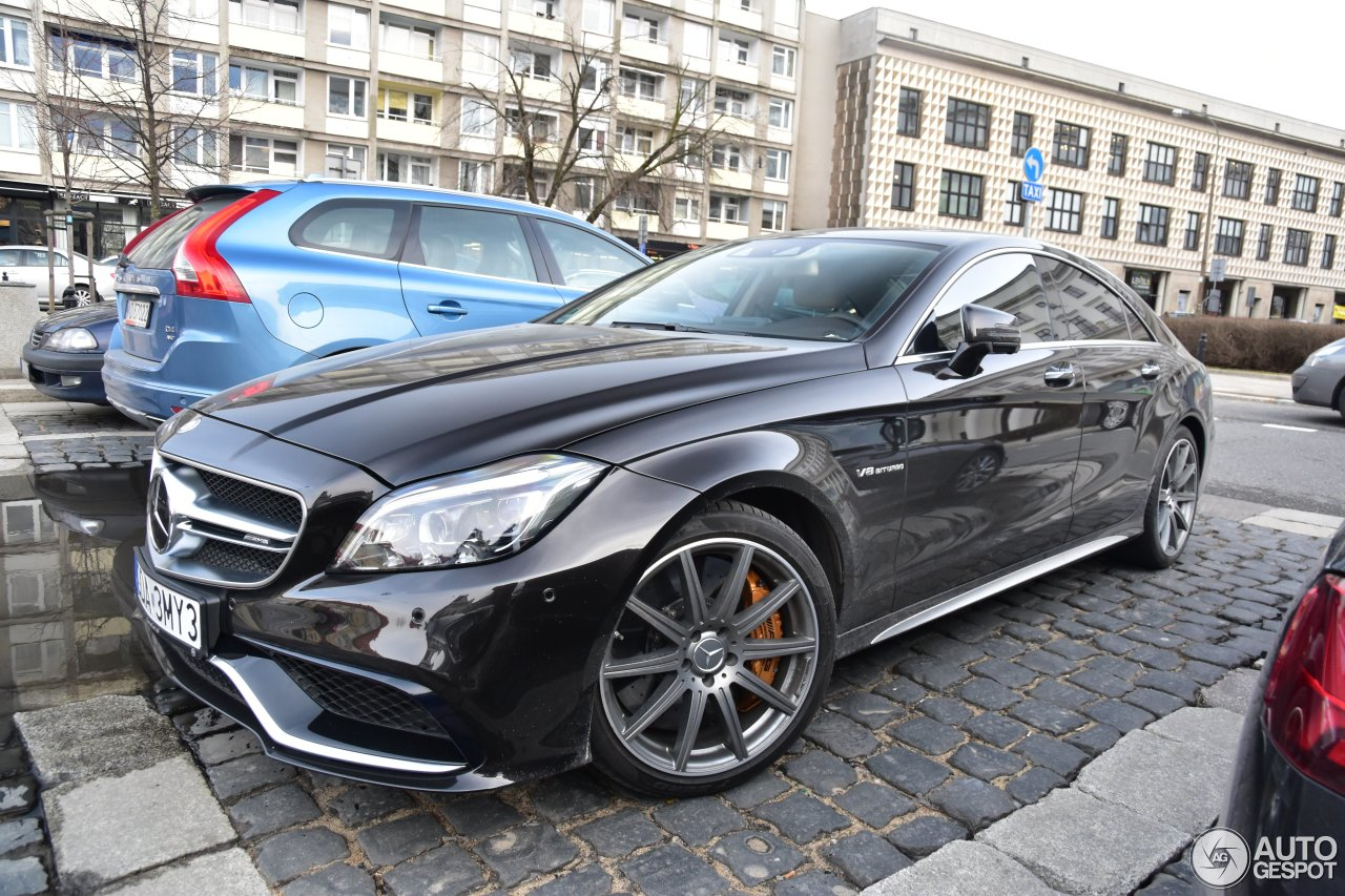 mercedes benz cls 63 amg s c218 2015 1 mrz 2017 autogespot. Black Bedroom Furniture Sets. Home Design Ideas