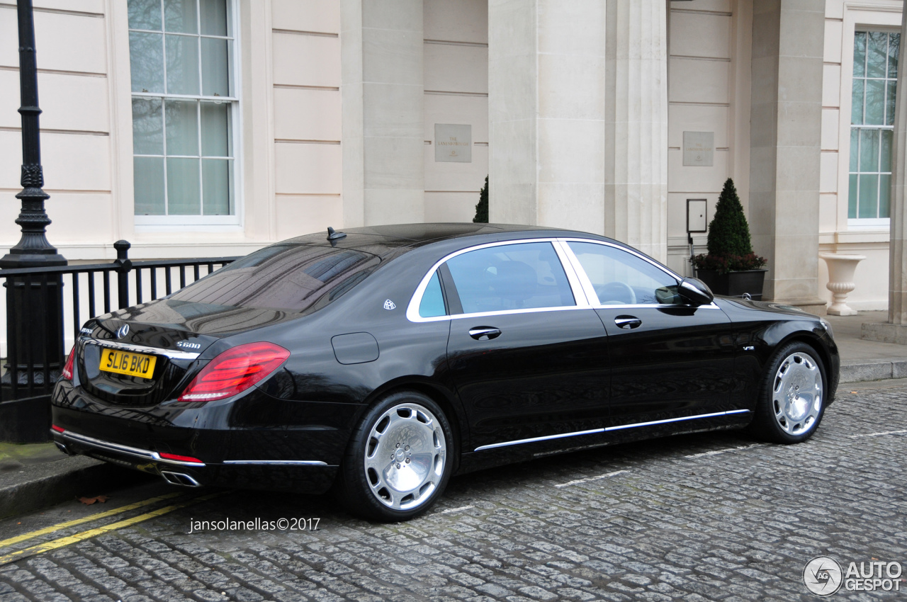 Mercedes benz s600 maybach uk fiat world test drive for S600 mercedes benz