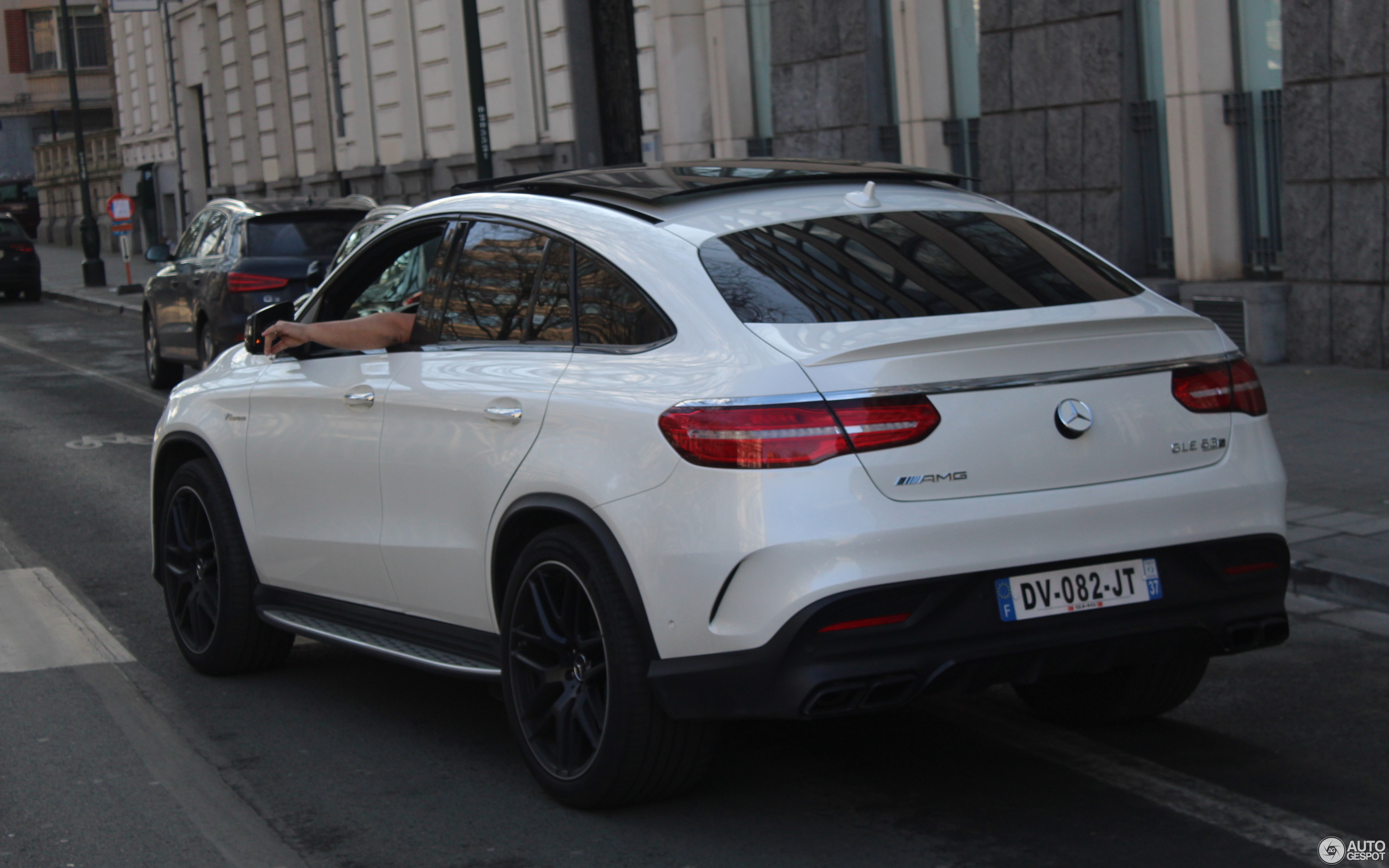 Mercedes Amg Gle 63 S Coupe 1 March 2017 Autogespot