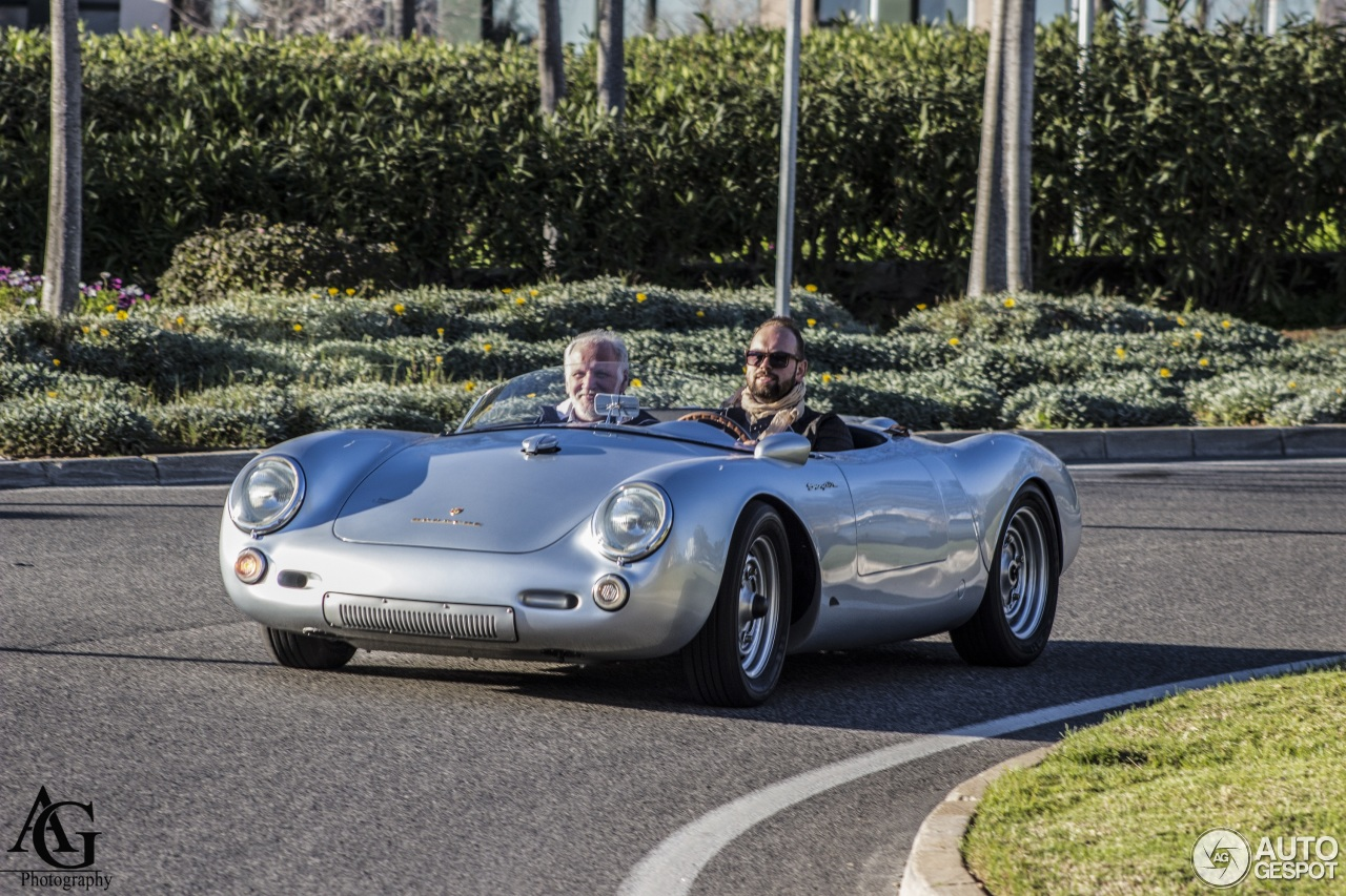 Porsche 550 Spyder 1 March 2017 Autogespot