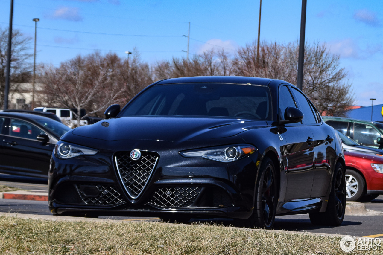 Alfa Romeo Giulia Quadrifoglio is gaining pority in the USA