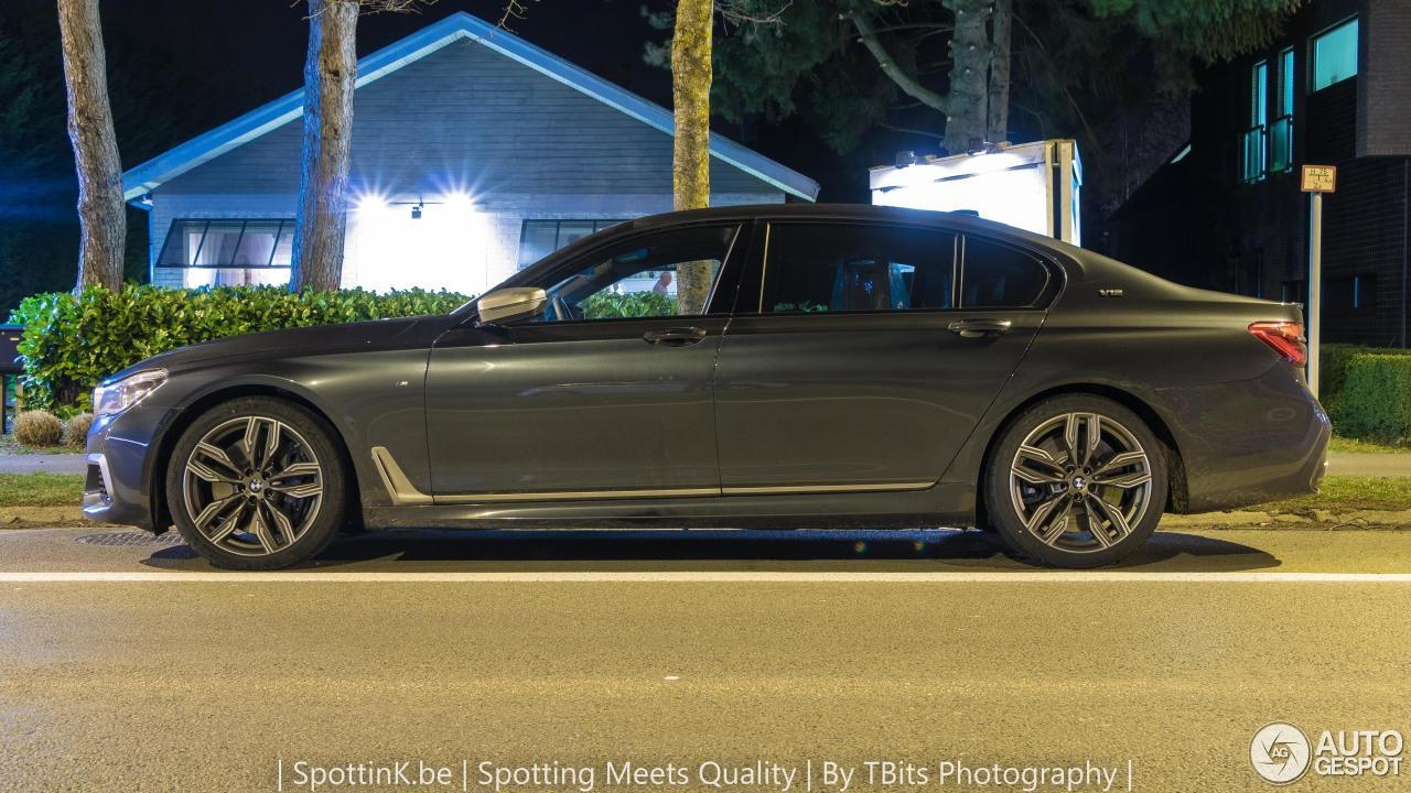 5 I BMW M760Li XDrive