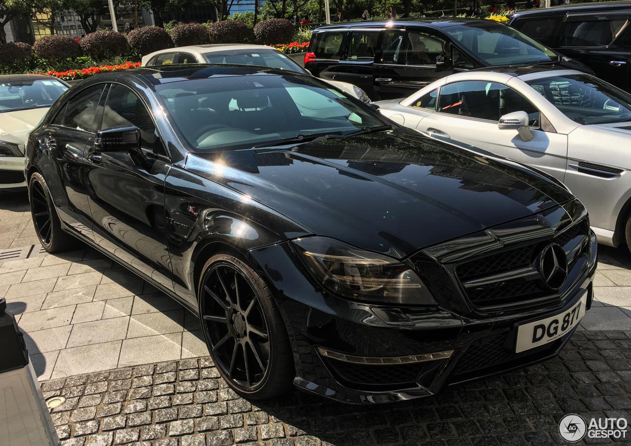 Mercedes benz cls 63 amg c218 2 2017 autogespot for 2017 amg cls 63 mercedes benz