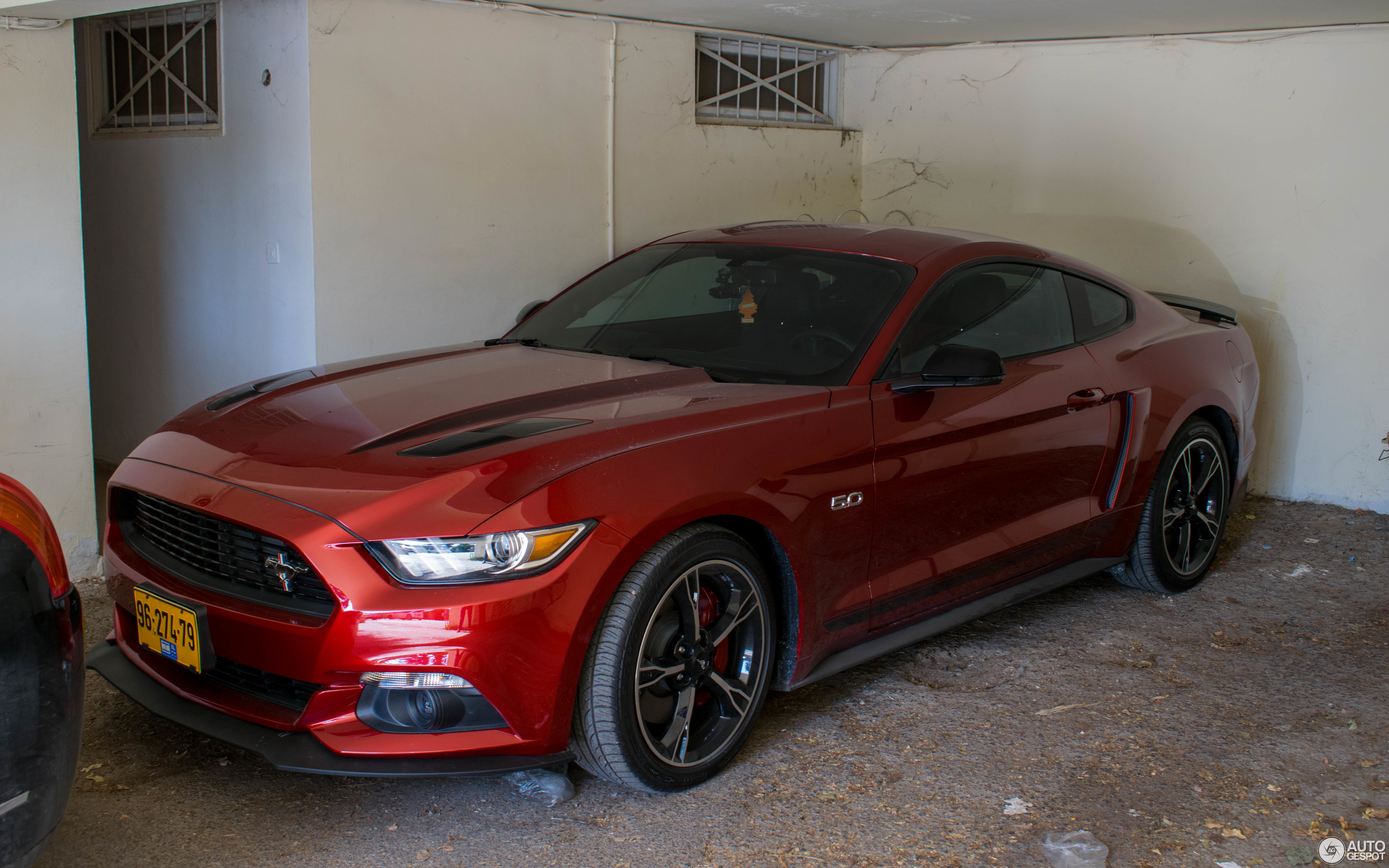 ford mustang gt california special 2016 2 march 2017 autogespot. Black Bedroom Furniture Sets. Home Design Ideas