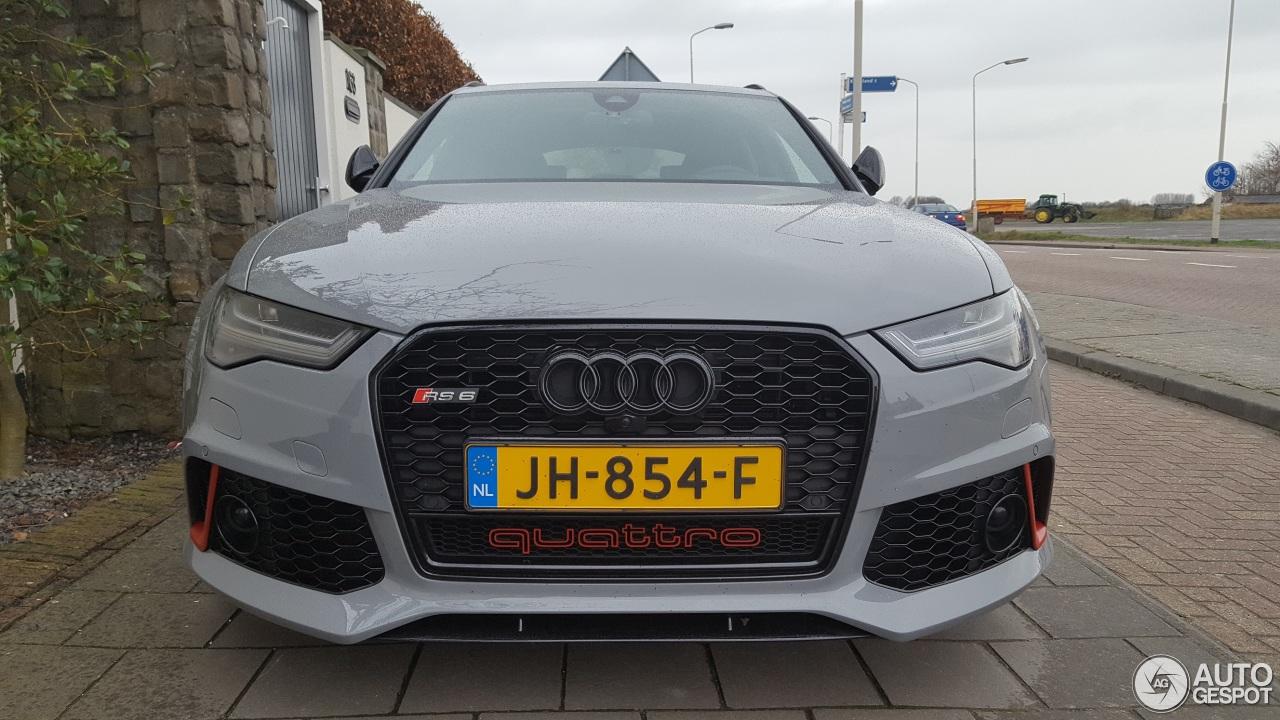 Audi RS6 Avant C7 2015 - 4 maart 2017 - Autogespot