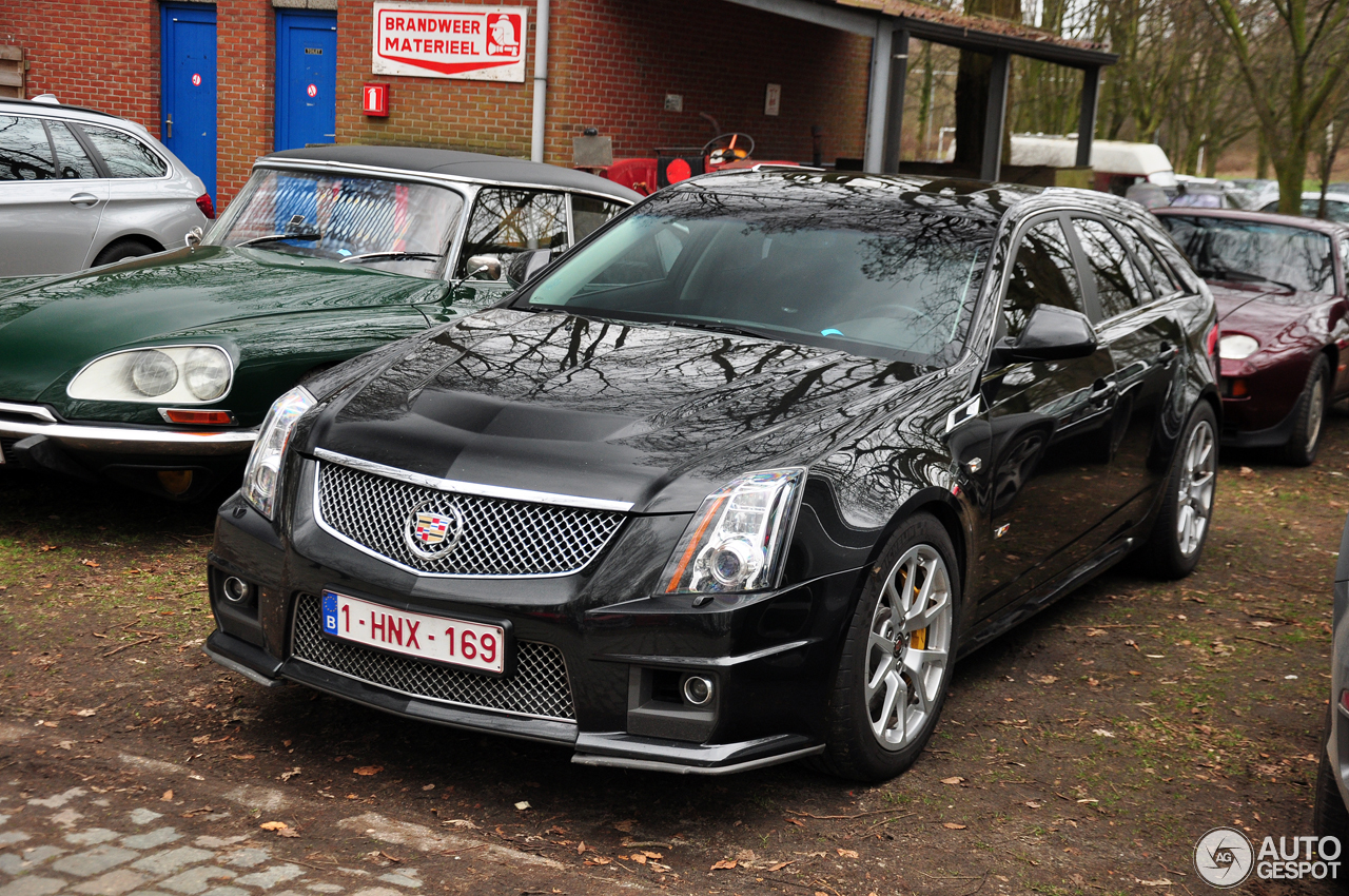cadillac cts v sport wagon 4 march 2017 autogespot. Black Bedroom Furniture Sets. Home Design Ideas
