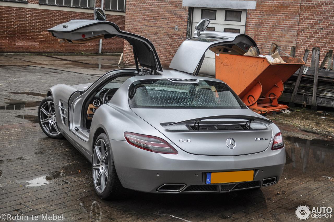 Mercedes Benz Sls Amg 4 March 2017 Autogespot