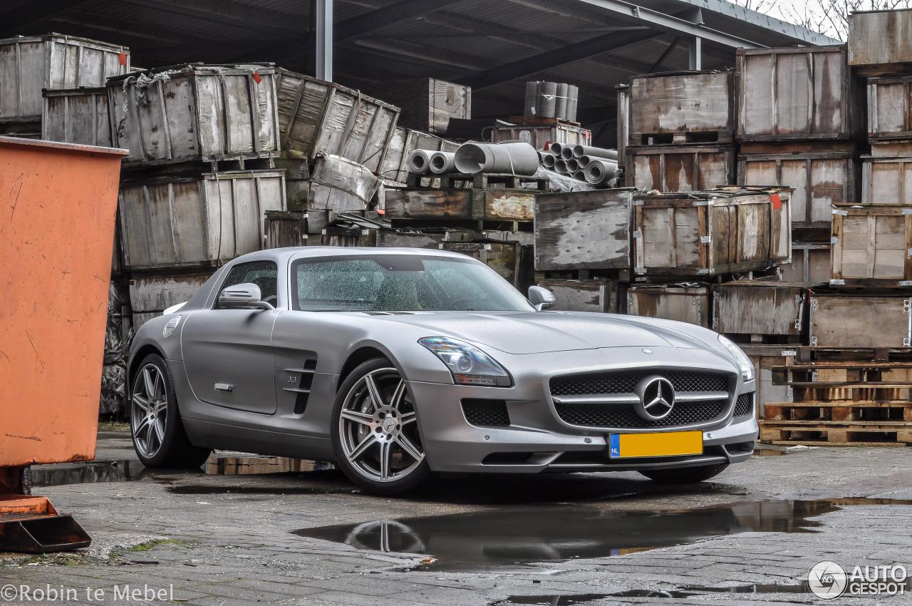 Mercedes Benz Sls Amg 4 Maart 2017 Autogespot