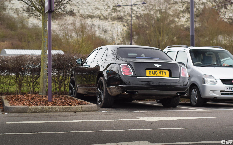 Bentley Mulsanne Speed 2015 - 4 March 2017 - Autogespot