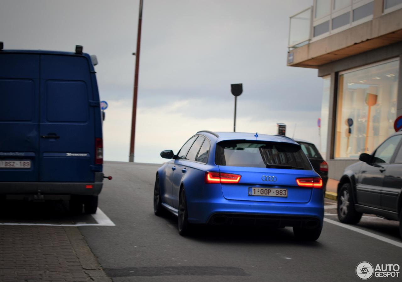 Audi rs6 avant c7 5 march 2017 autogespot for Garage audi tours