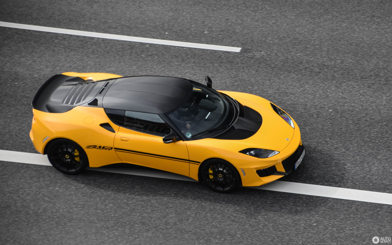 Lotus Evora Sport 410 - 5 March 2017 - Autogespot
