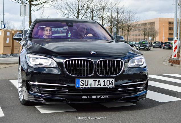 Alpina B7 Biturbo 2012