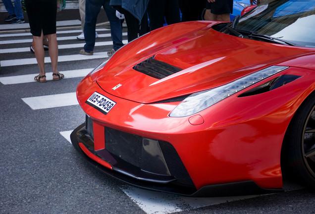 Ferrari 458 Prior Design