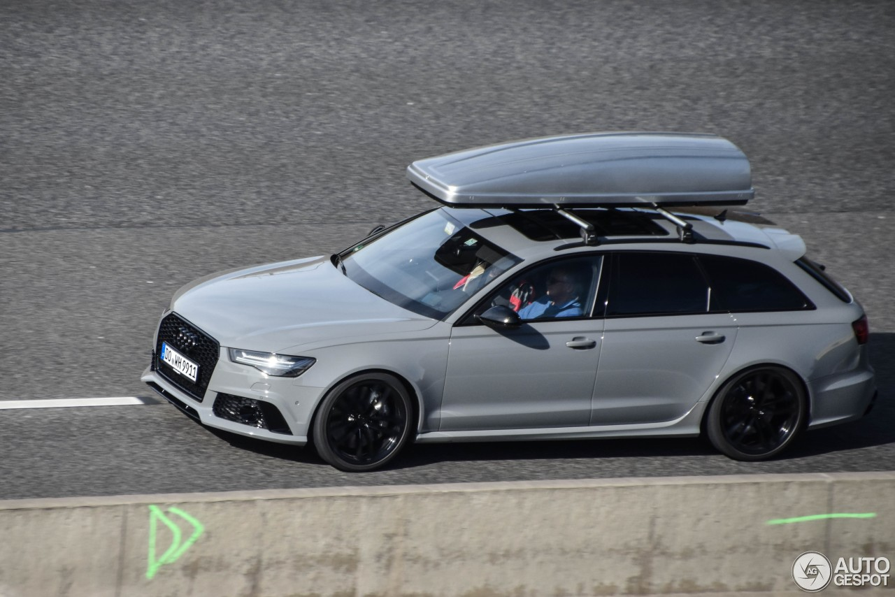 audi rs6 avant c7 2015 7 march 2017 autogespot. Black Bedroom Furniture Sets. Home Design Ideas