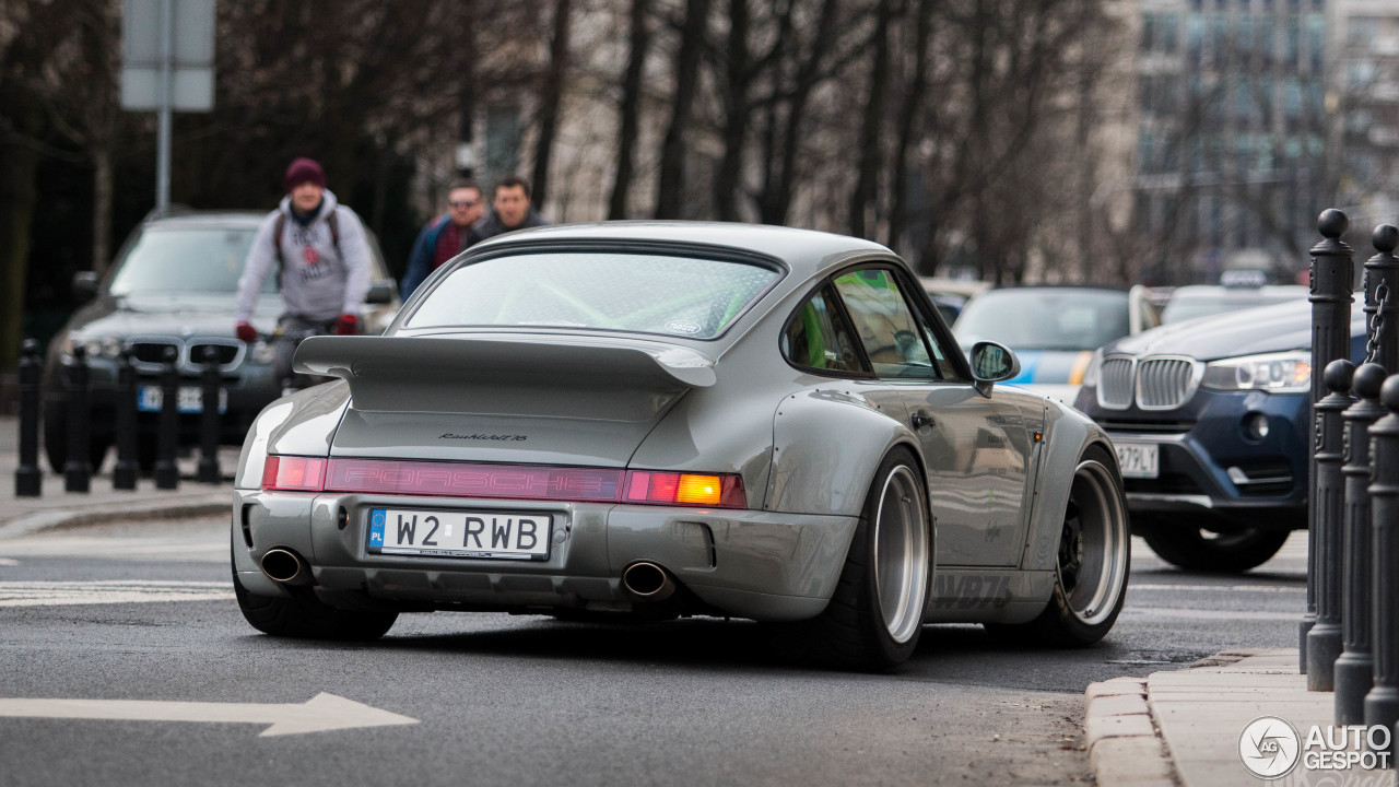 Porsche Rauh Welt Begriff 964 7 March 2017 Autogespot