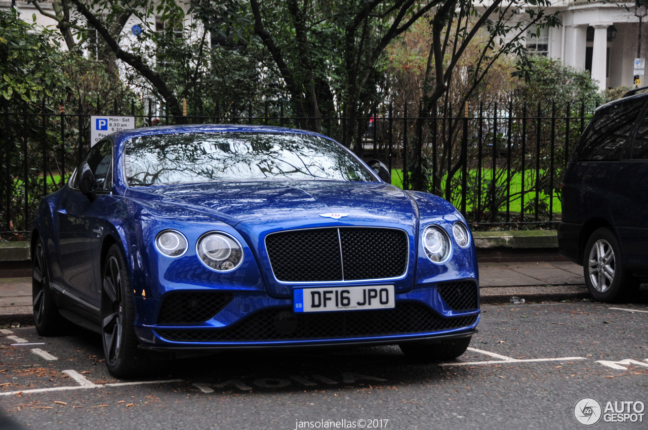 bentley continental gt v8 s 2016 8 march 2017 autogespot. Black Bedroom Furniture Sets. Home Design Ideas