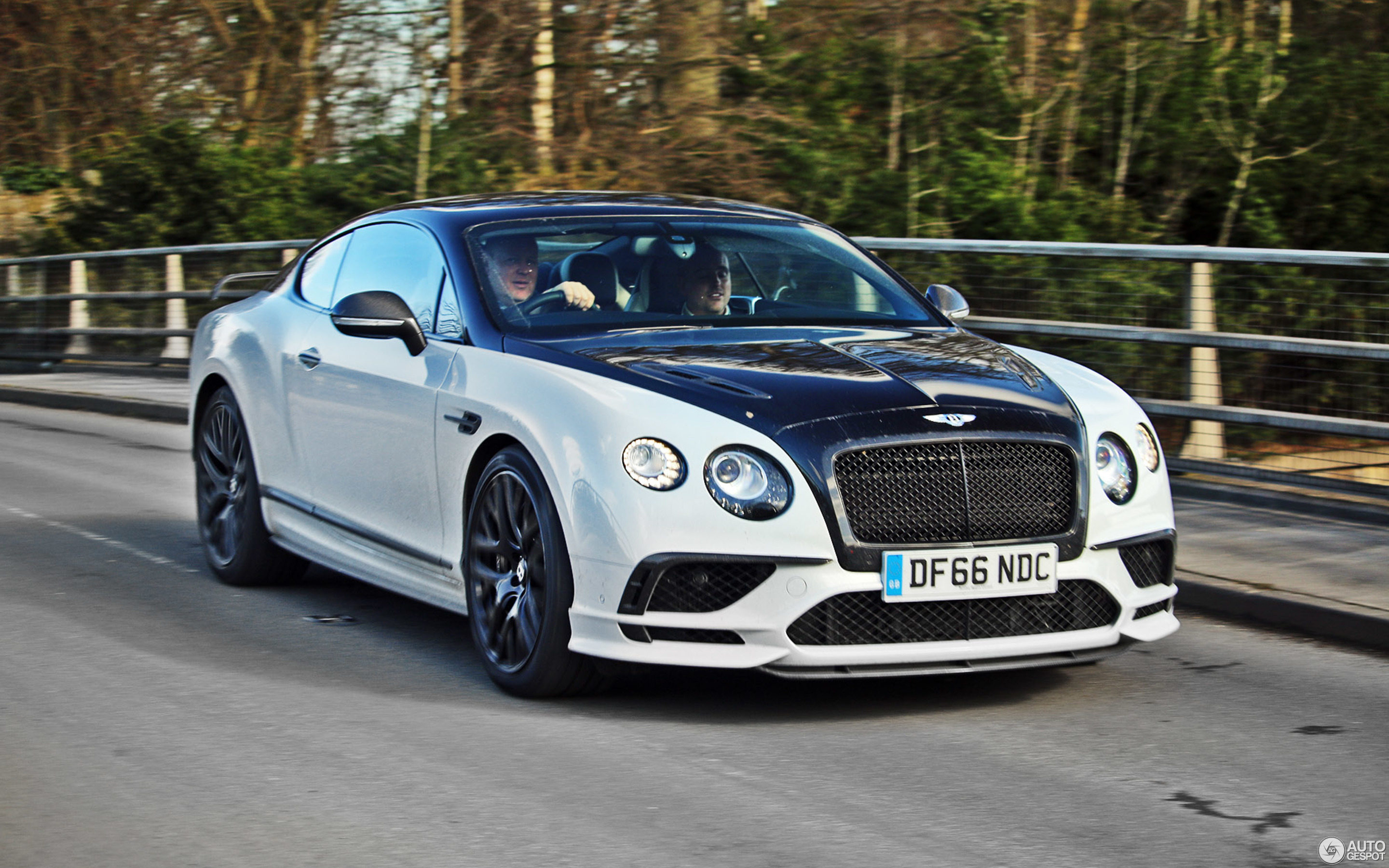 Bentley Continental Supersports Coupé 2018 - 8 March 2017 - Autogespot