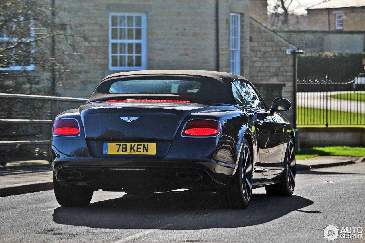 Bentley Continental Gtc V8 S 9 March 2017 Autogespot
