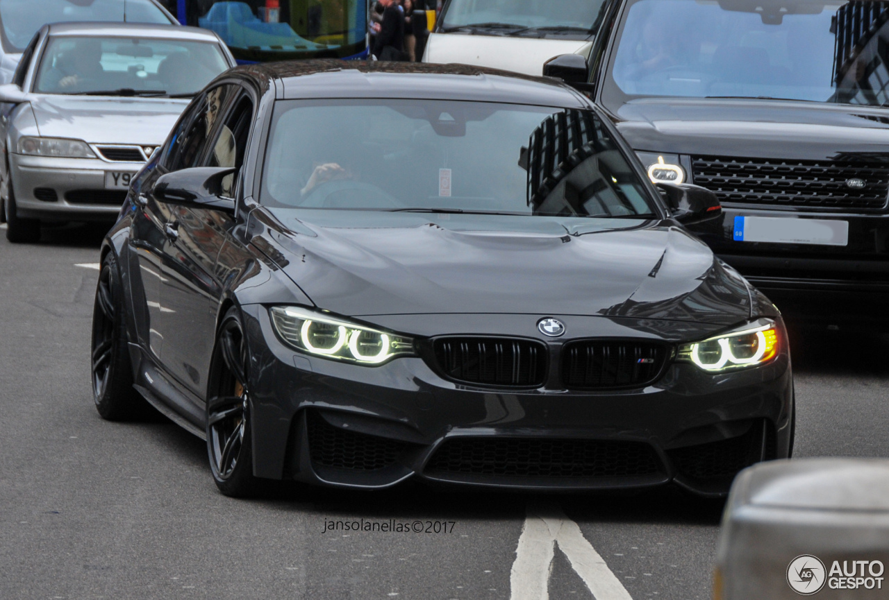 Bmw E46 Coupe Vs Sedan >> BMW M3 F80 Sedan 2016 - 9 March 2017 - Autogespot