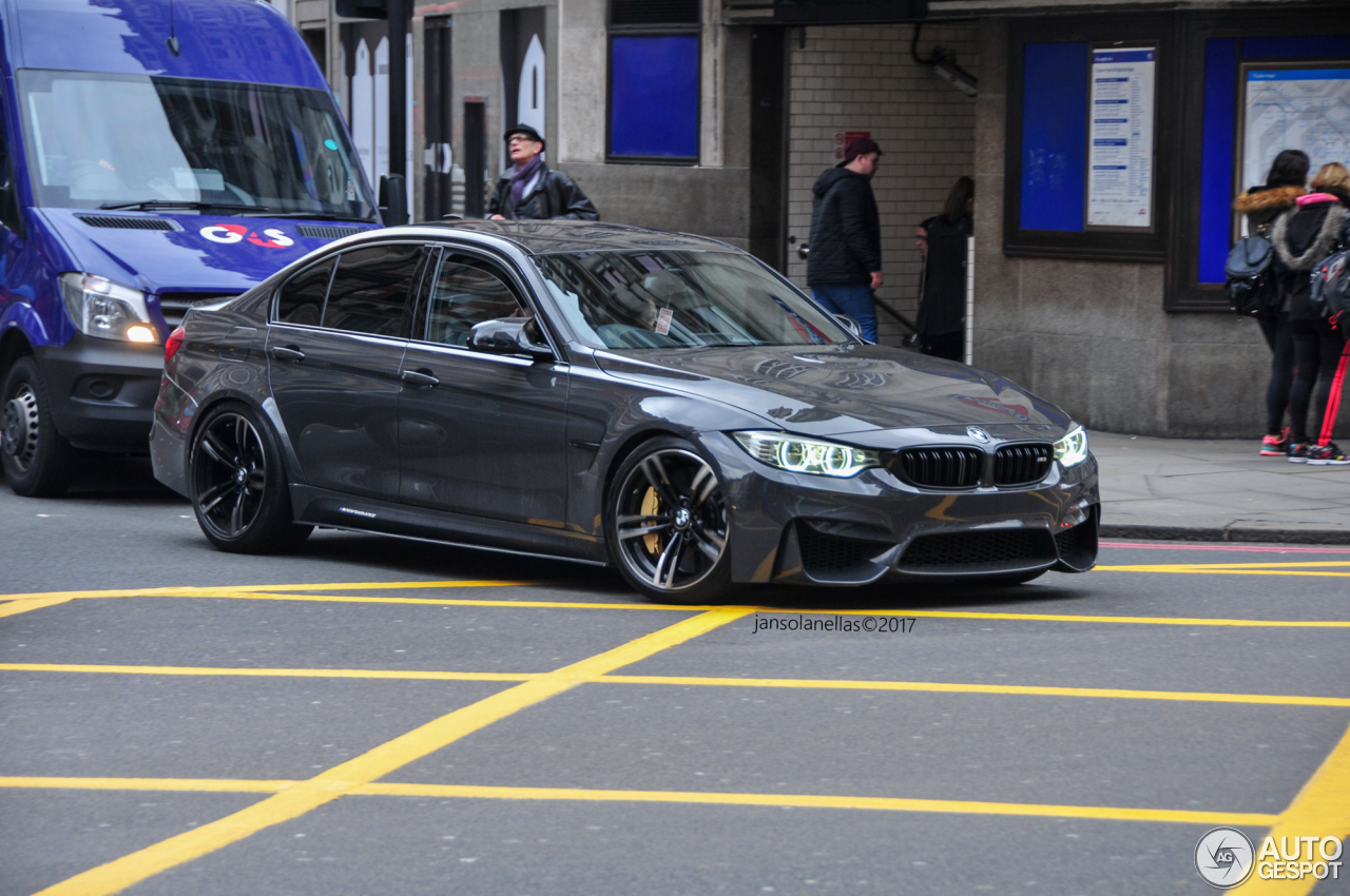 Bmw M3 F80 Sedan 2016 9 March 2017 Autogespot