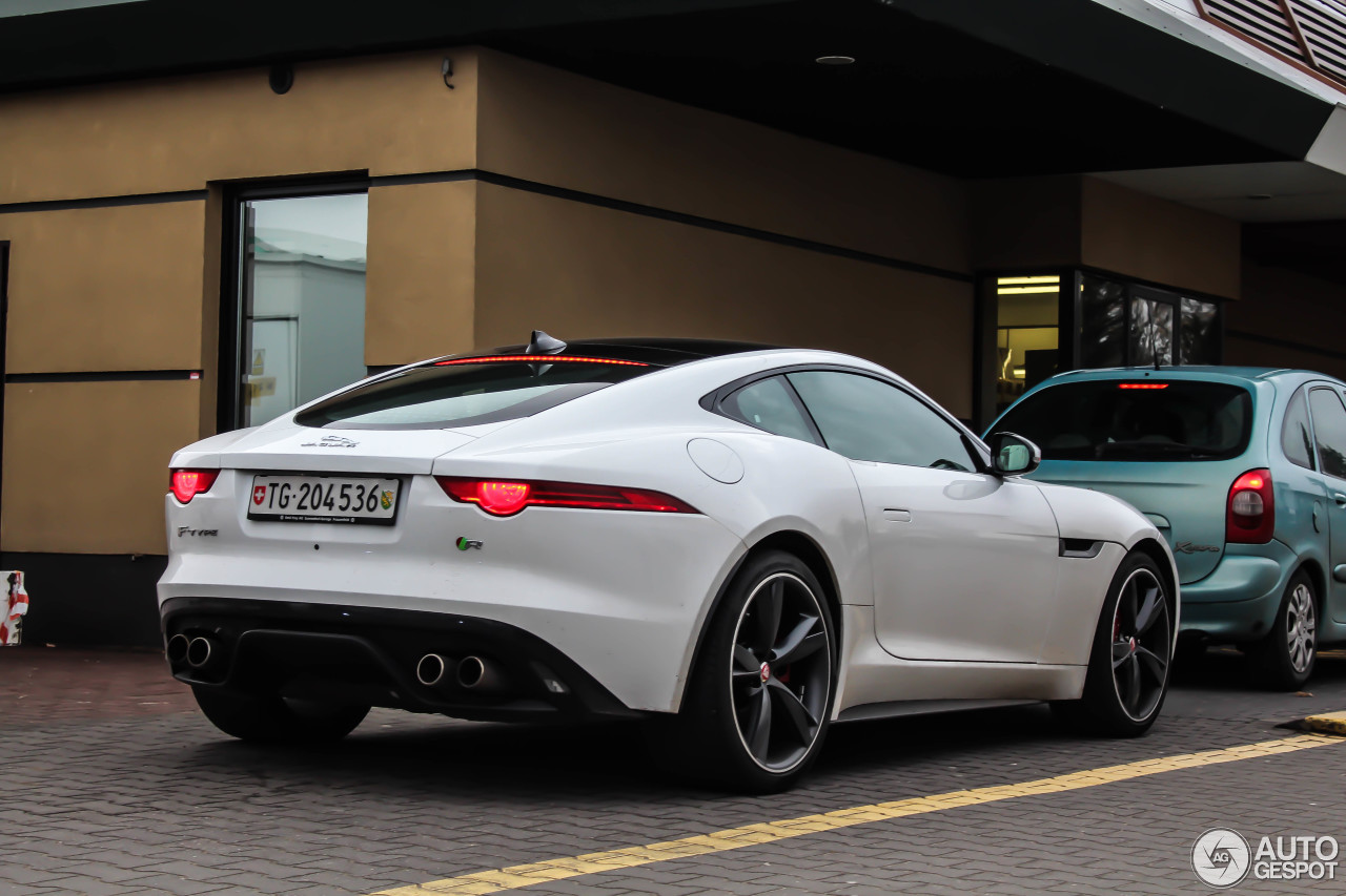 Jaguar f type r coup 9 march 2017 autogespot - Jaguar f type r coupe prix ...