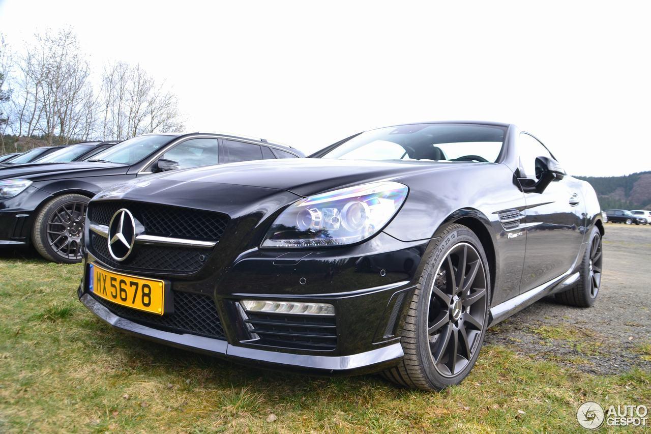 Mercedes benz slk 55 amg r172 10 march 2017 autogespot for Mercedes benz slk amg 2017