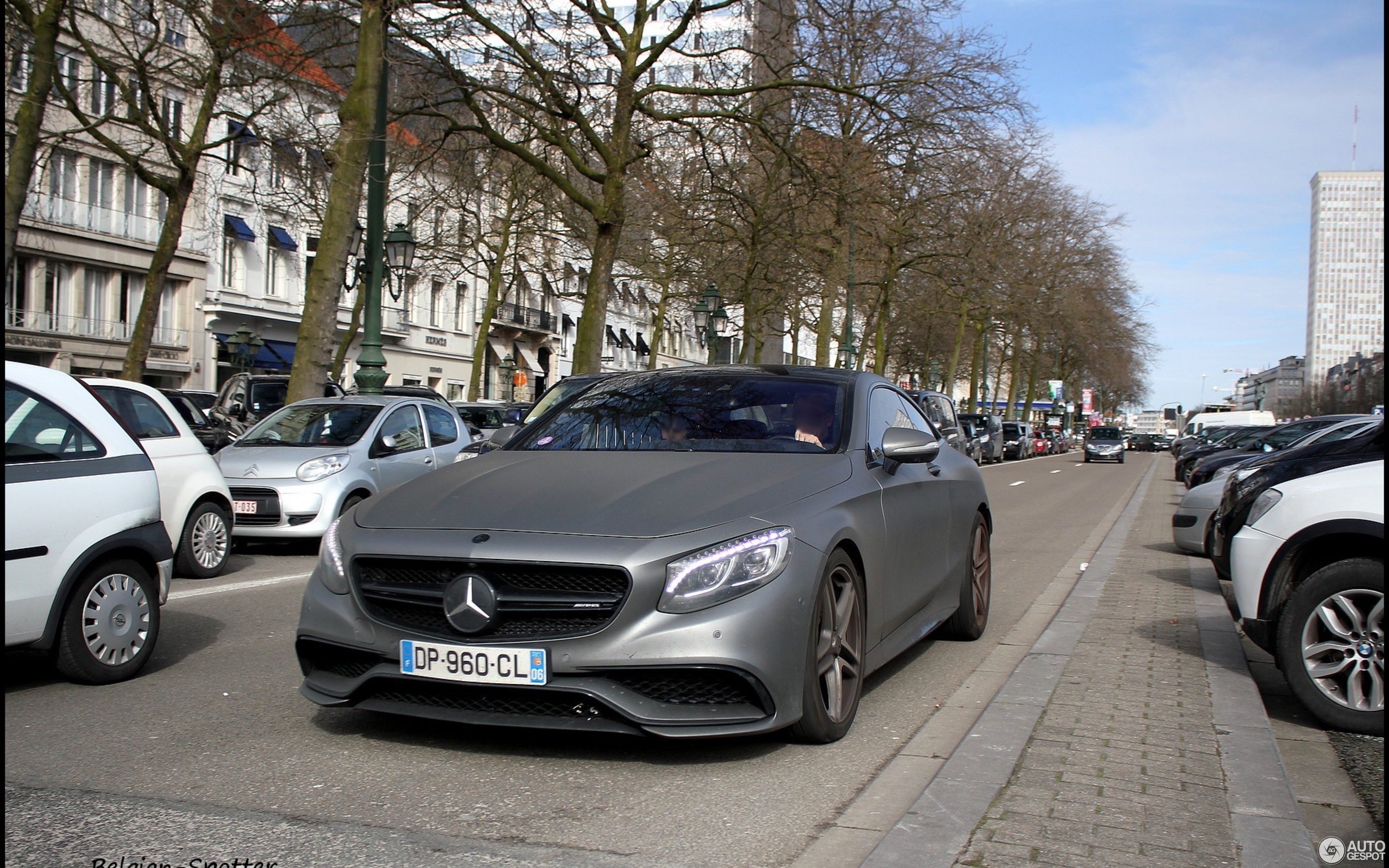 Mercedes Benz S 63 Amg Coupé C217 10