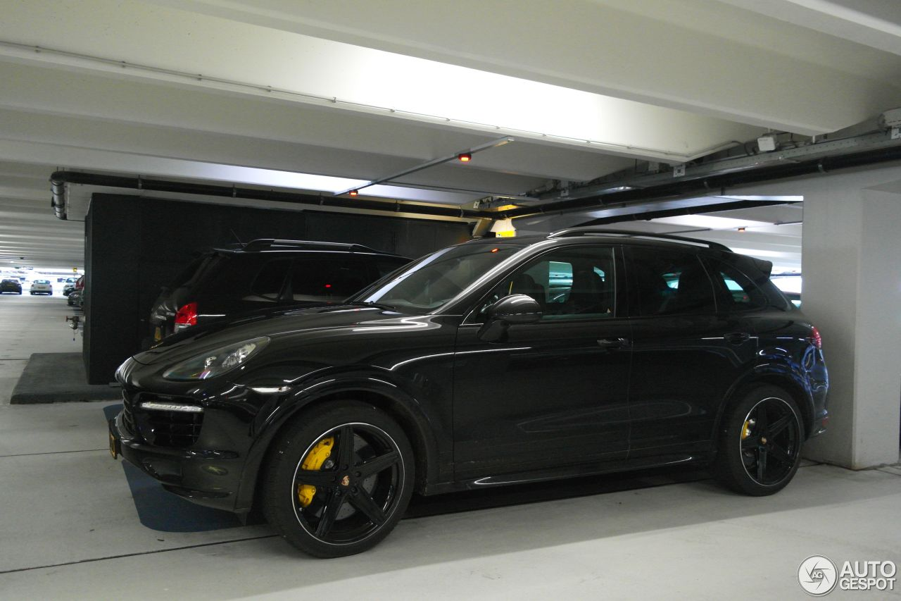 porsche 958 cayenne turbo s 10 march 2017 autogespot. Black Bedroom Furniture Sets. Home Design Ideas
