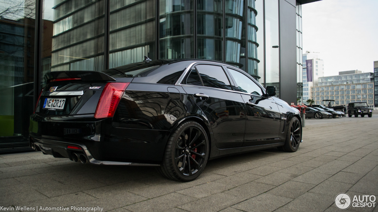 cadillac cts v 2015 11 march 2017 autogespot. Black Bedroom Furniture Sets. Home Design Ideas