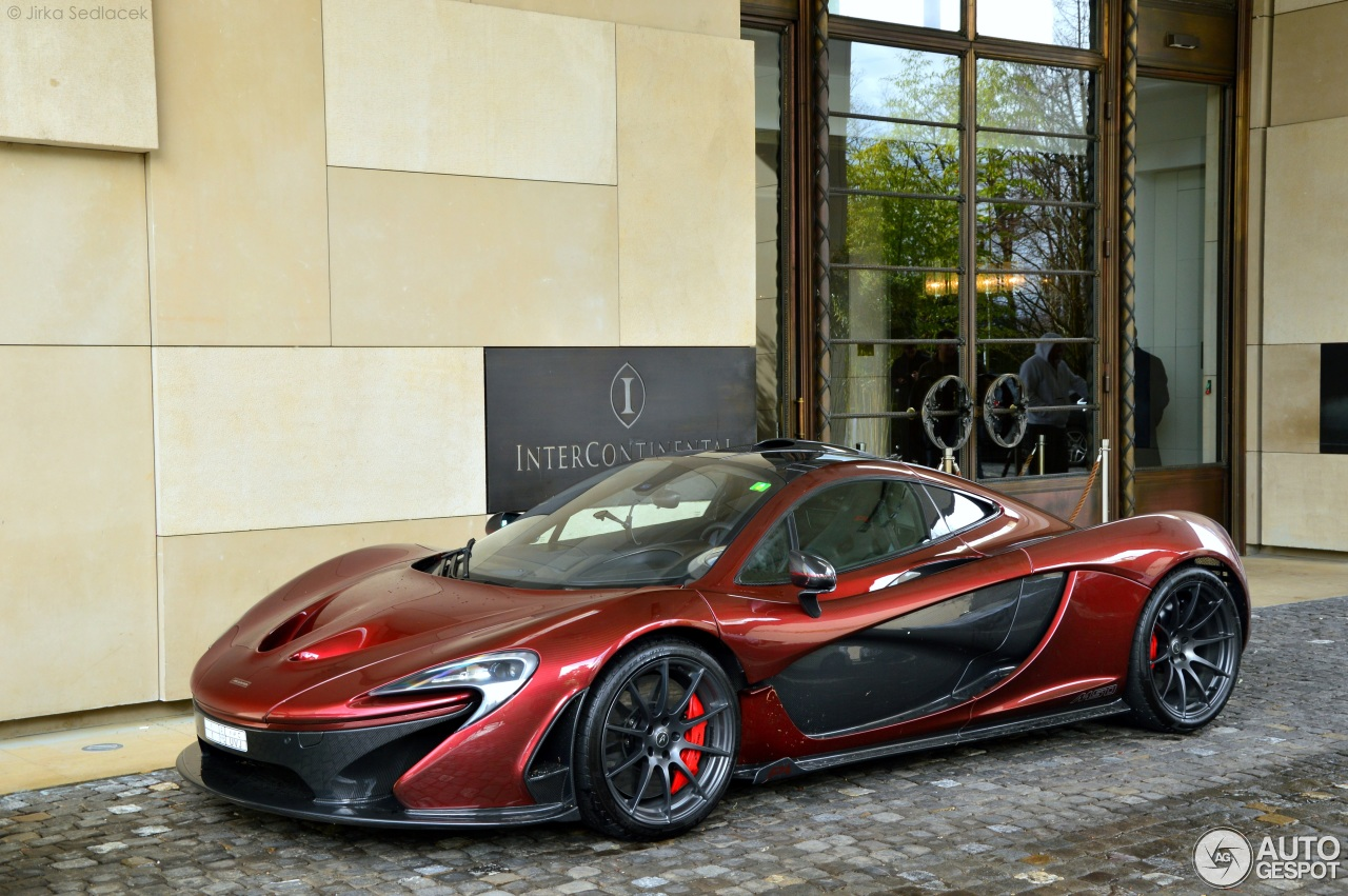 Mclaren P1 11 March 2017 Autogespot