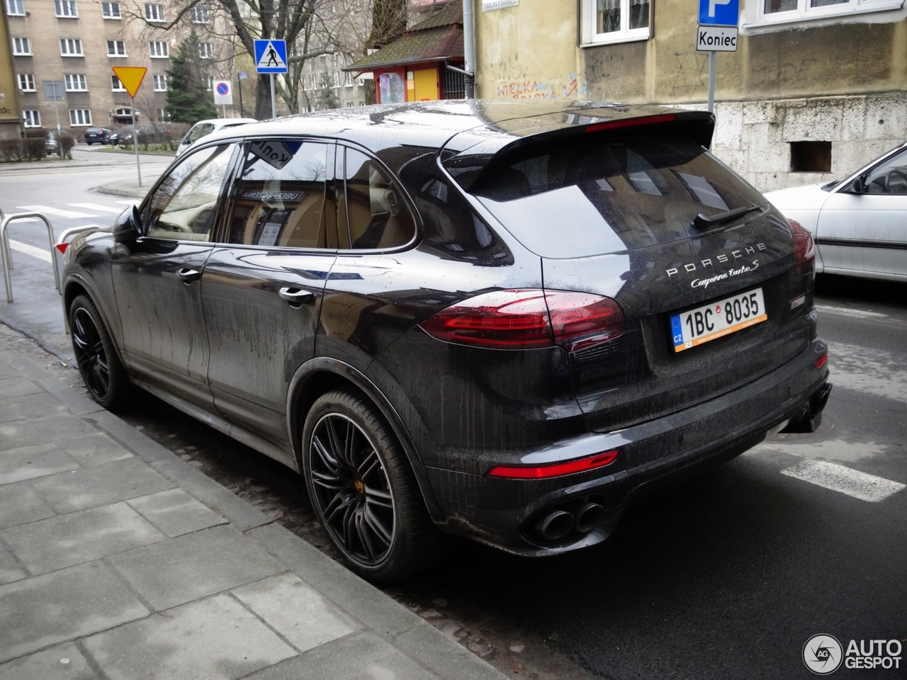 porsche 958 cayenne turbo s mkii 11 march 2017 autogespot. Black Bedroom Furniture Sets. Home Design Ideas