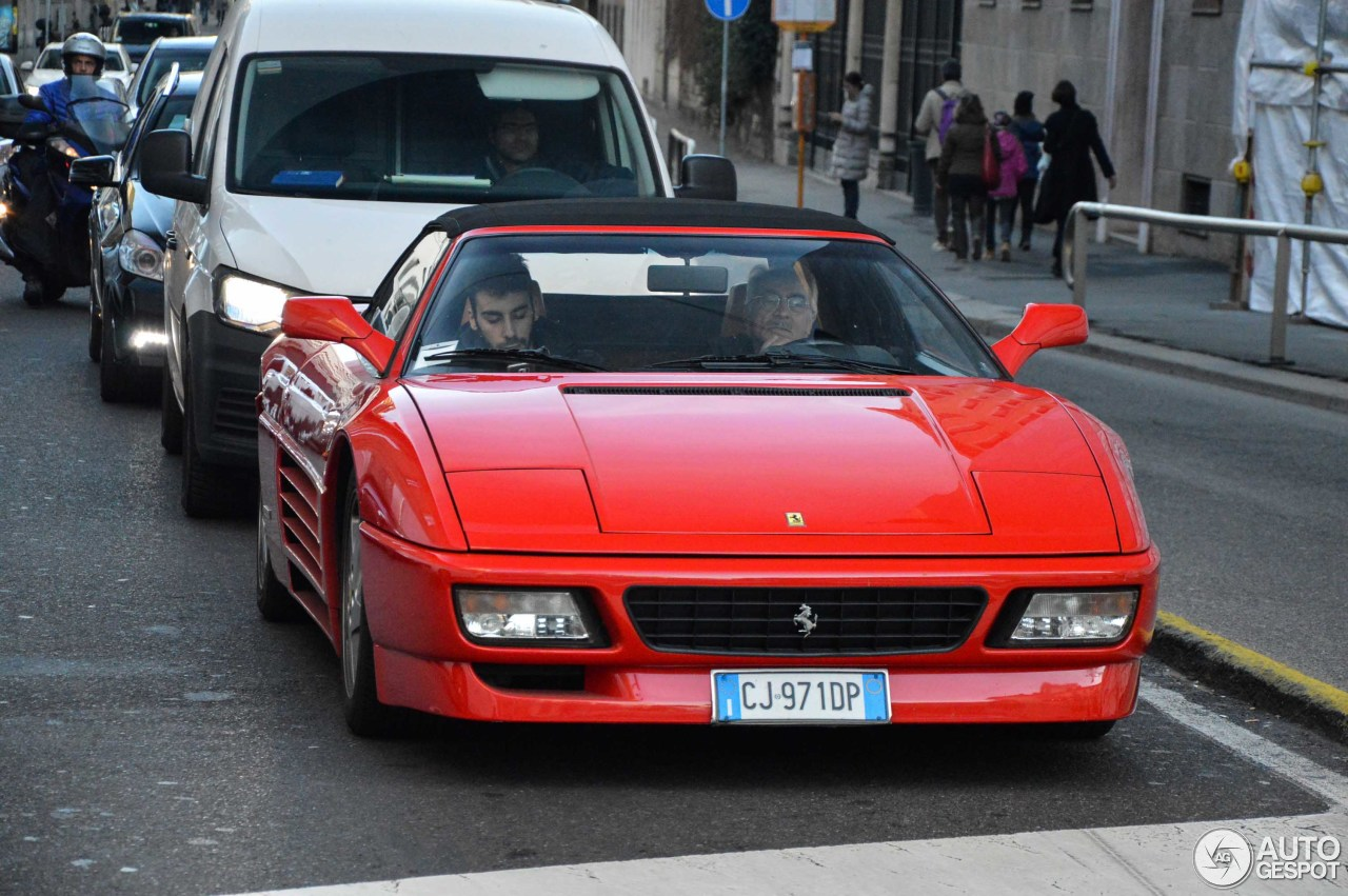 ferrari 348 spider 12 march 2017 autogespot. Black Bedroom Furniture Sets. Home Design Ideas