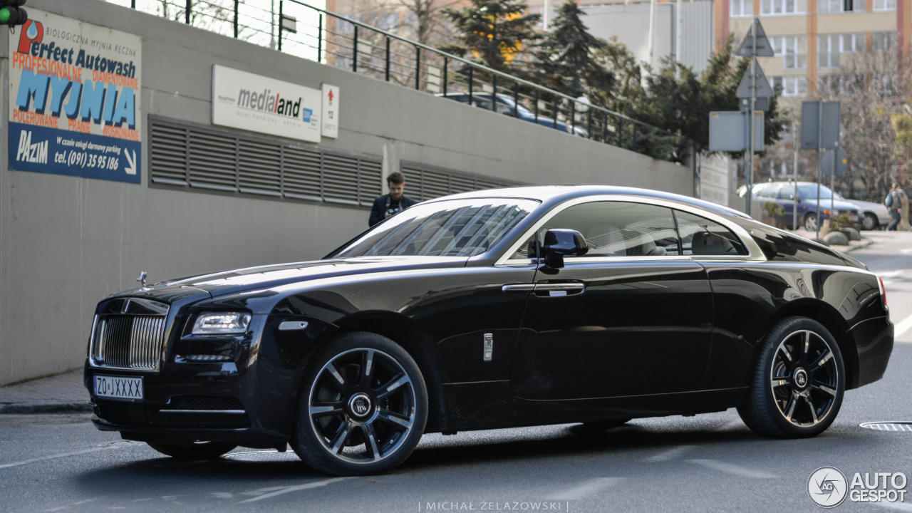 rolls royce wraith 12 march 2017 autogespot. Black Bedroom Furniture Sets. Home Design Ideas