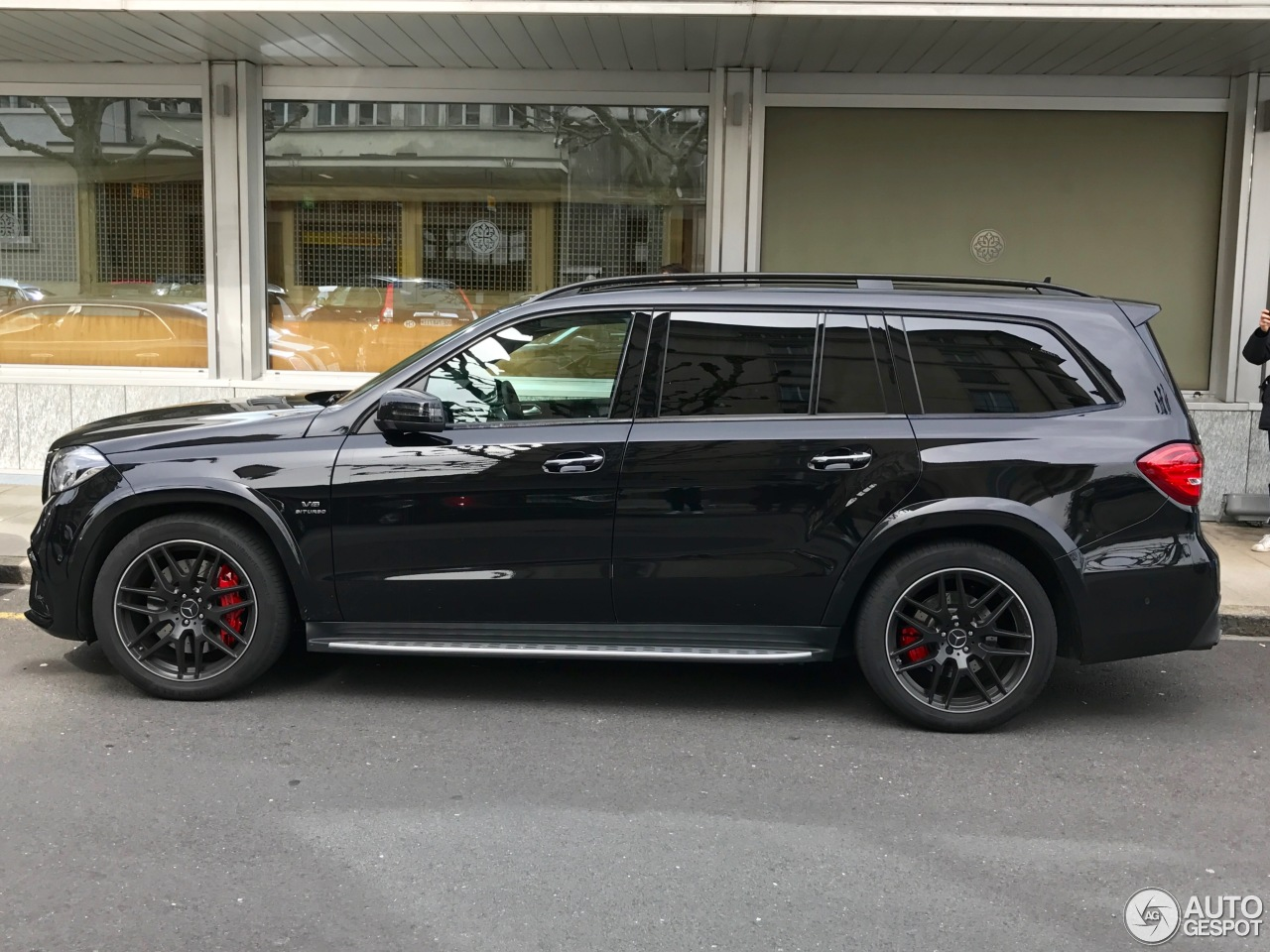 28+ Images [2018 Mercedes Amg Gls 63 Picture] - 2018 ...